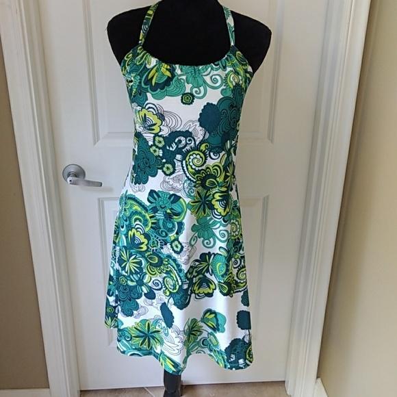 f6161172a5b PrAna Quinn Athletic Stretch Sun Dress Size Small.  M 5b5cdc41bb761559889b2d44